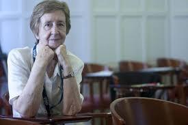 """Margarita Salas habló de 'Las claves de la vida' en los actos de Bienvenida de la Universidad de Murcia:""""Si no se tiene la capacidad para ser artista, lo mejor que puede sucederle a alguien es ser un científico"""""""