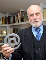 Vinton G. Cerf, 'padre' de Internet