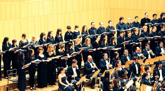 El oratorio de Navidad de Bach, por la Coral de la Universidad de Murcia y la orquesta Il Concerto Accademico