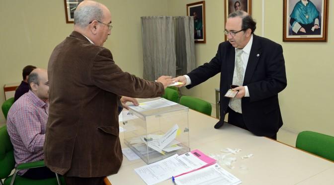 Elecciones sindicales en la Universidad