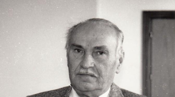 Fallece Antonio Serna, profesor de Química entre 1952 y 1992
