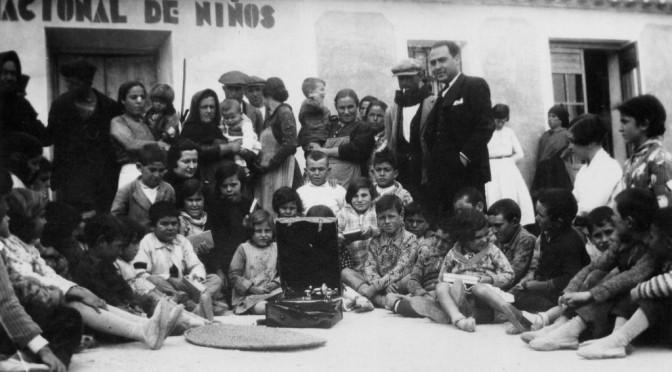 Una exposición revisará en la Universidad de Murcia la importancia de las Misiones Pedagógicas de la II República