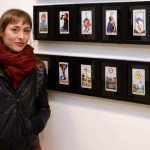 """Inauguración de la exposición """"El Tarot maravilloso"""" de Laura Boj. MUM"""