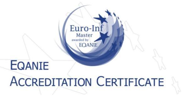 La Facultad de Informática de la Universidad de Murcia recibe el sello Euro-Inf de calidad