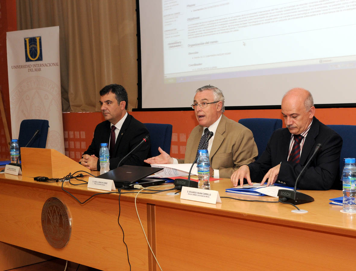 Curso Innovación Unimar '08