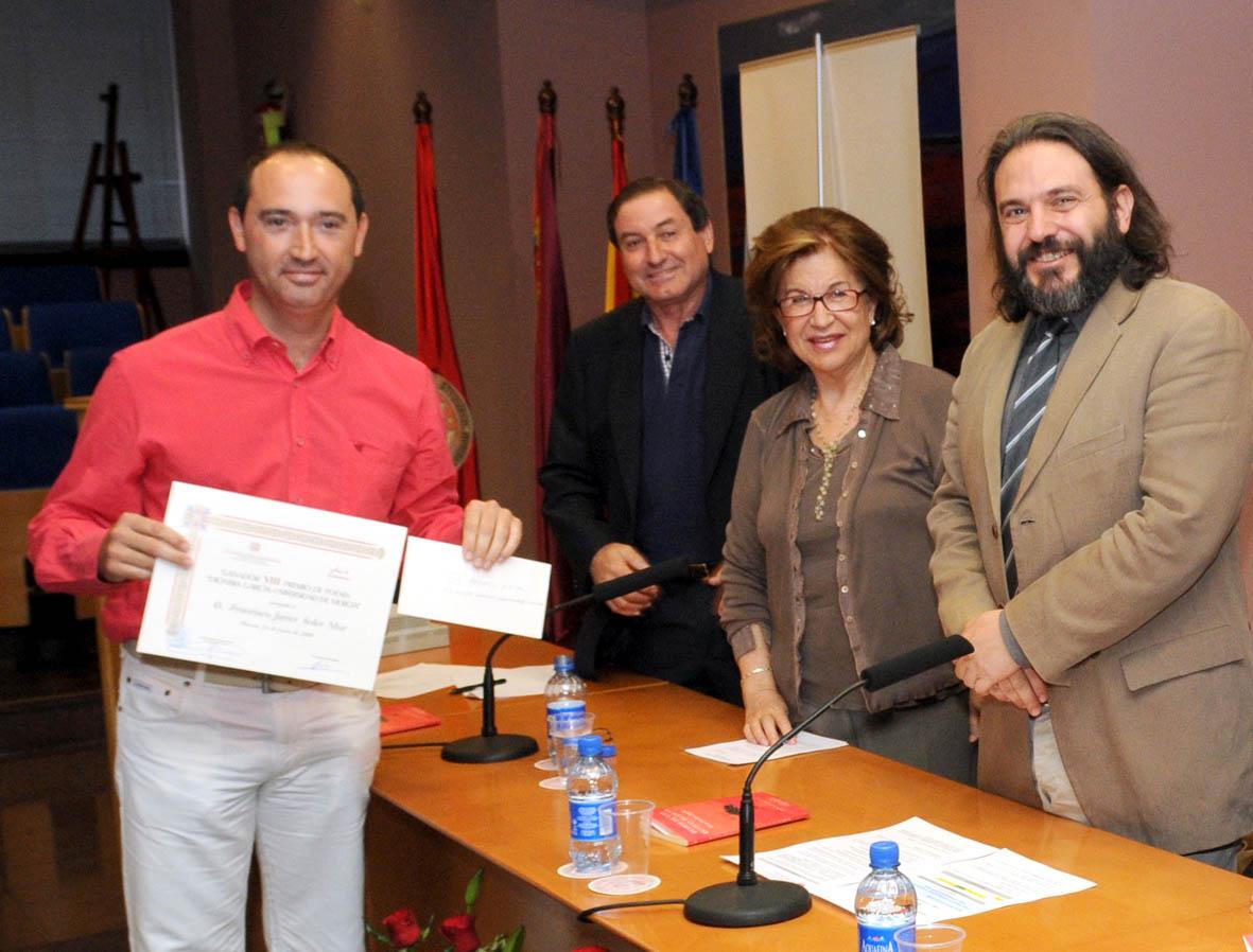 IX Premio Dionisia GarcÃ-a