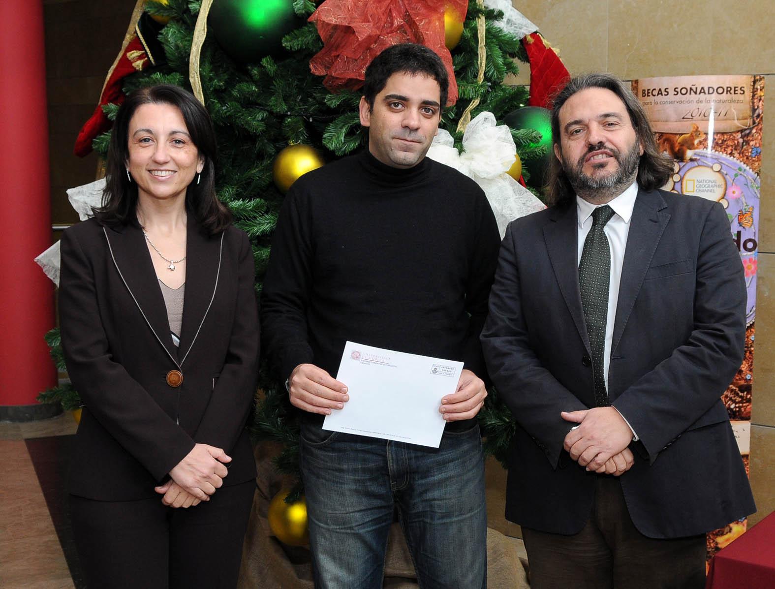 Premio imagen Unimar 2011