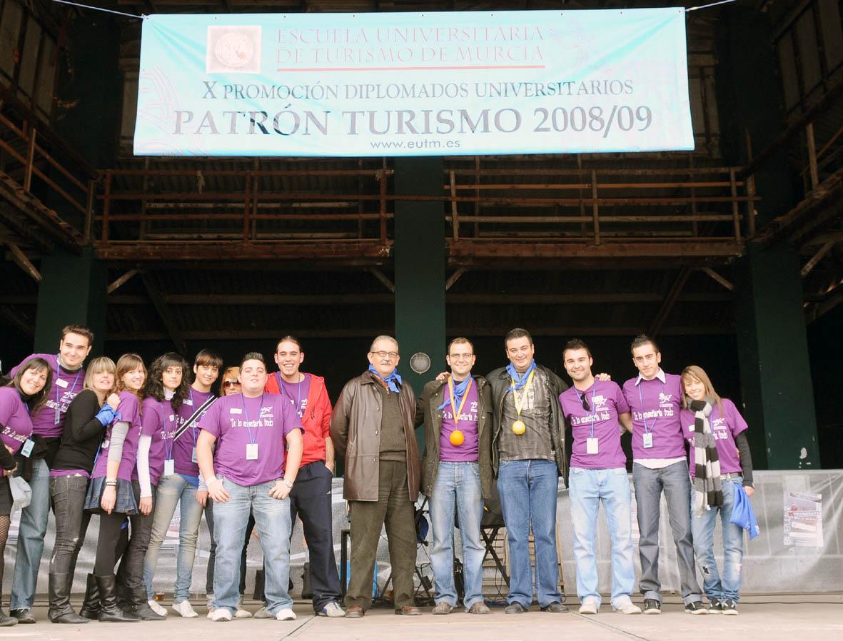 Premios EU Turismo -'08
