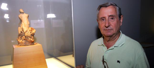 Homenaje al profesor Cristóbal Belda en el Congreso de Jóvenes Historiadores del Arte