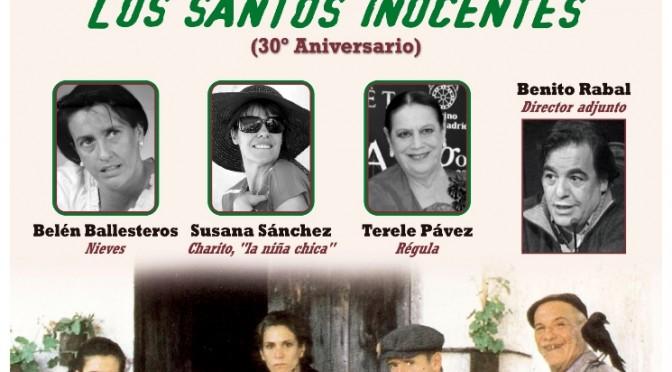 """Los Santos Inocentes, """"Rabaliana 2014"""""""