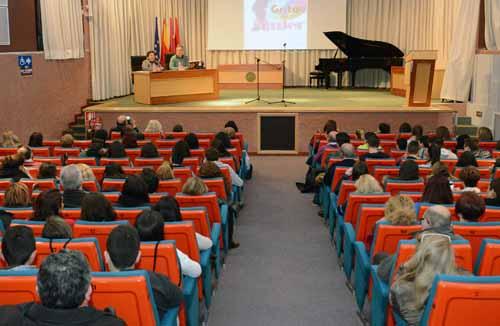 """V Festival Internacional de Poesía y Arte """"Grito de Mujer"""". Paraninfo Campus Merced"""