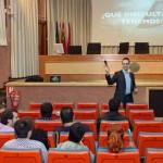 Taller Oratoria. Paraninfo del Campus de La Merced