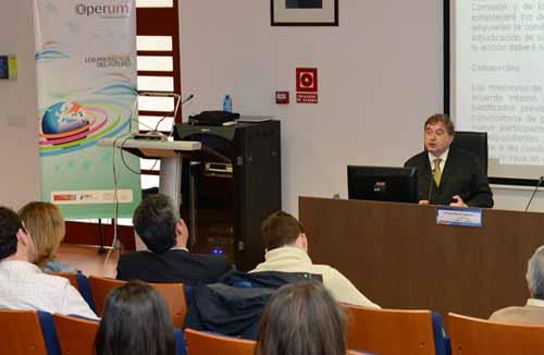 Seminario para la Preparación de Propuestas dirigidas al Programa H2020 - 2ª ed.. Salón Lumeras del Campus de Espinardo