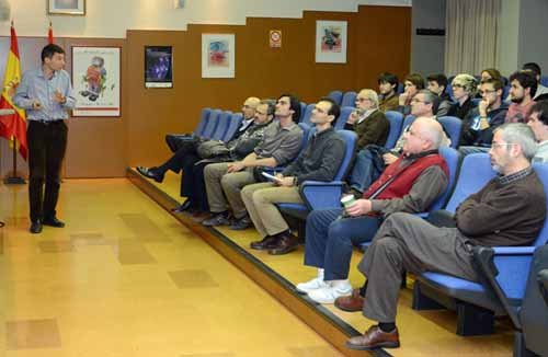 Un paseo sobre las Geometrías del espacio-tiempo. Miguel Sánchez Caja (Universidad de Granada). Salón de actos F. Matemáticas