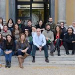 1º Curso 'Nuevo Modelo en Gestión Cultural: Proyecto Cultural Día del Libro'. Adla Nebli del Campus de La Merced