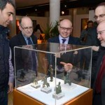 Inauguración exposición: 100 Años de Investigaciones Arqueológicas en la Universidad de Murcia. Sala exposiciones MUM