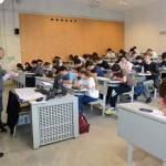 Olimpiada Regional de Física Región de Murcia. Aulario Norte. Campus Espinardo
