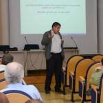 """""""Sherlock Holmes en Babilonia"""". Ponente: José Asensio Mayor, profesor de Matemáticas de la Universidad de Murcia. Salón de actos MUM"""