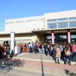 Visitas a la Universidad de Murcia 2015. Campus de Espinardo