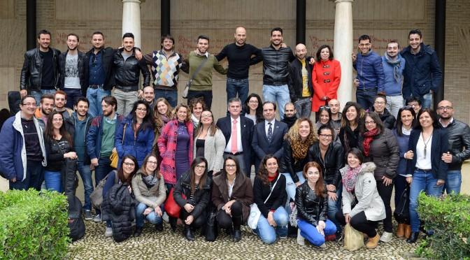 El Campus de Excelencia Internacional Mare Nostrum da la bienvenida a sus estudiantes italianos