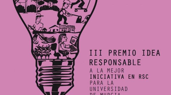 Lanzamiento III Premio Idea Responsable