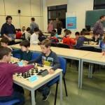 VIII Torneo Alfonso X El Sabio (5º Torneo del IX Circuito Regional Escolar de Ajedrez Curso 2014/15). Aulario Campus Merced