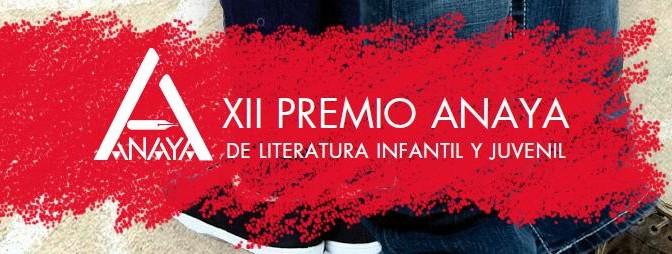 Presentación XII premio anaya de literatura infantil y juvenil