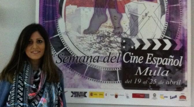 Toñi Blaya ilustra la 27 Semana de Cine Español de Mula