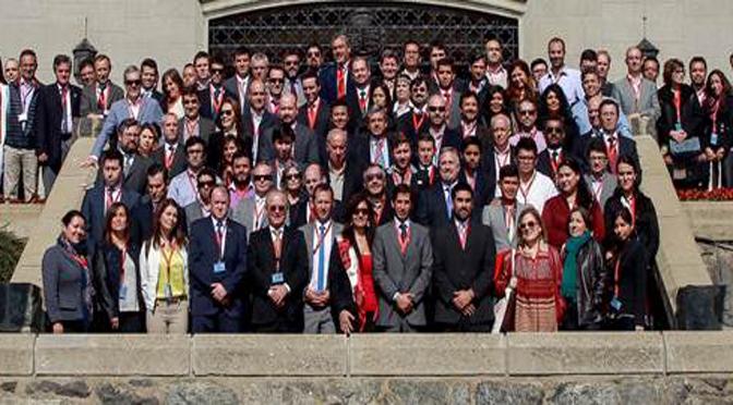La tecnología universitaria más puntera reúne a casi 60 universidades iberoamericanas en Valparaíso