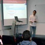 Presentación de Másteres de Informática, Sala de Grados F. Informática
