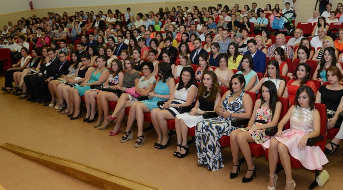 Graduación en Pedagogía