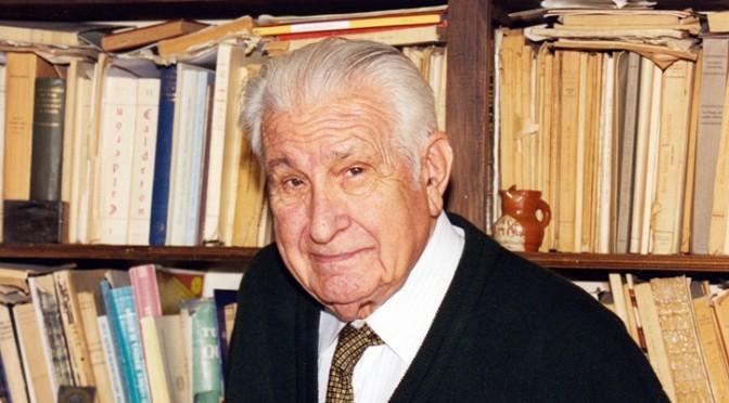 Manuel Muñoz Cortés, una vida dedicada a la Universidad de Murcia