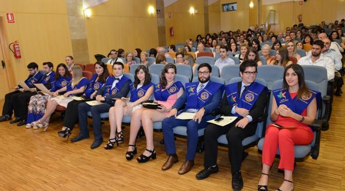Graduación en biotecnología
