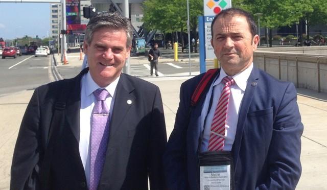 La Universidad de Murcia estudia nuevos acuerdos de movilidad estudiantil y docente