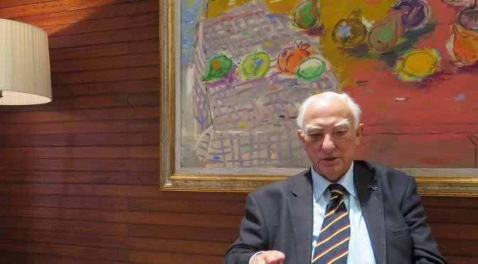 """""""El Derecho Romano de la antigüedad es uno de los grandes valores culturales de Europa"""" (Hans Ankum, nuevo doctor Honoris Causa)"""