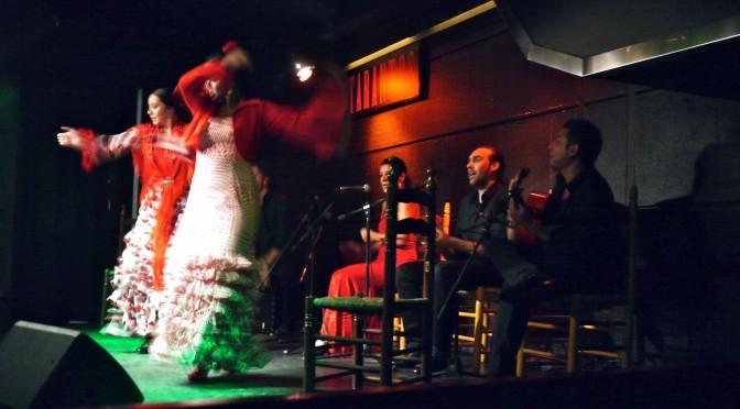 Velada Flamenca con guitarra y cante en el Café del archivo