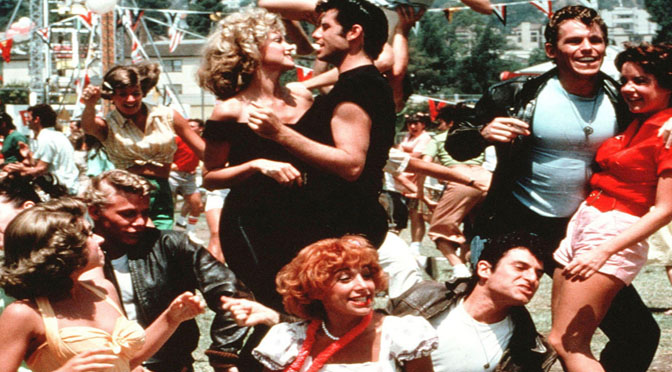 Fotograma Grease