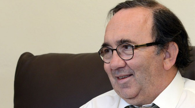 El rector Orihuela confía en que los cambios políticos redunden en mayor financiación