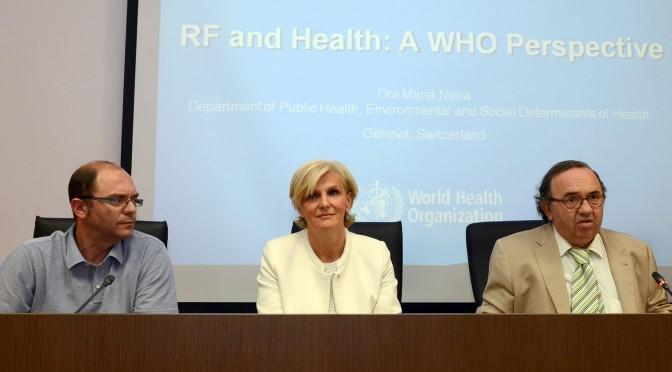 Directora de la OMS niega vínculo entre emisiones electromagnéticas y enfermedades