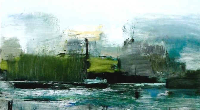 La gaditana Lourdes Castro Cerón gana el XVI Premio de pintura de la Universidad de Murcia