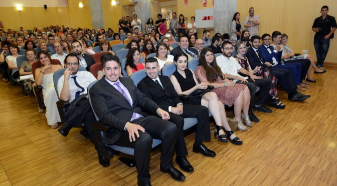 Graduación en Bellas Artes