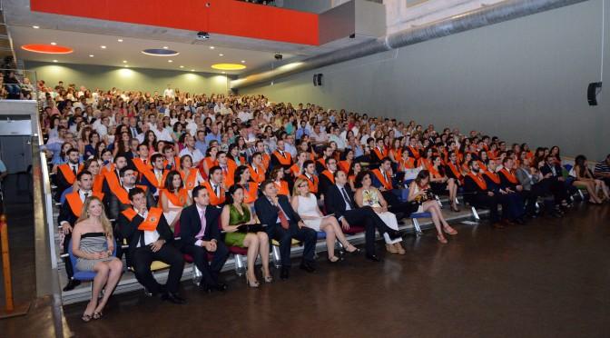 Graduación en Administración de Empresas