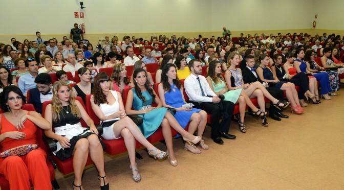 Graduación en Pedagogía Grupo II