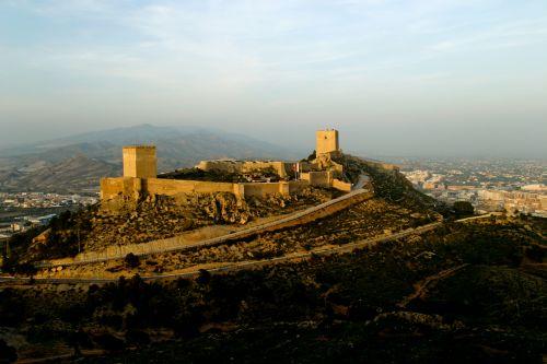 castillo lorca