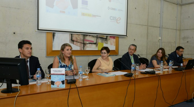 La Región de Murcia presentó durante 2014 una de las mayores tasas de actividad emprendedora del país