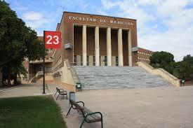 Rectorado, Facultad de Medicina y alumnos reivindican un acuerdo entre la Universidad de Murcia y el Sistema Murciano de Salud