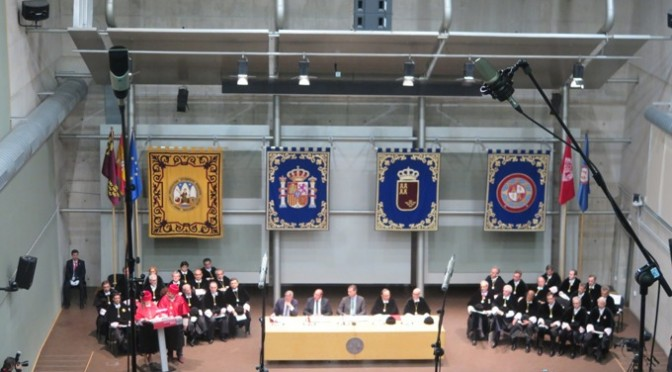 En la inauguración del centenario todos abogaron por una universidad sólida, formadora de profesionales y transmisora de valores