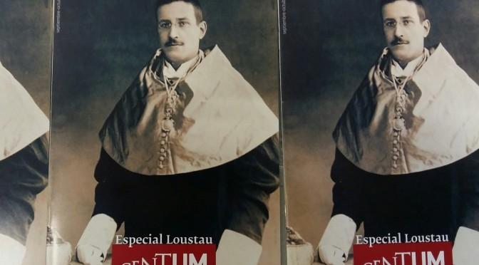"""El último número de CENTUM incluye una entrevista """"actual"""" con el Rector Loustau, fallecido hace medio siglo"""