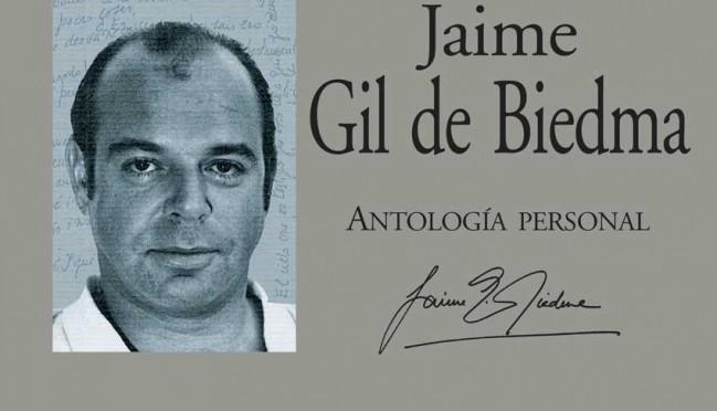 El escritor Gil de Biedma, es recordado en la Universidad de Murcia en el 25 aniversario de su muerte