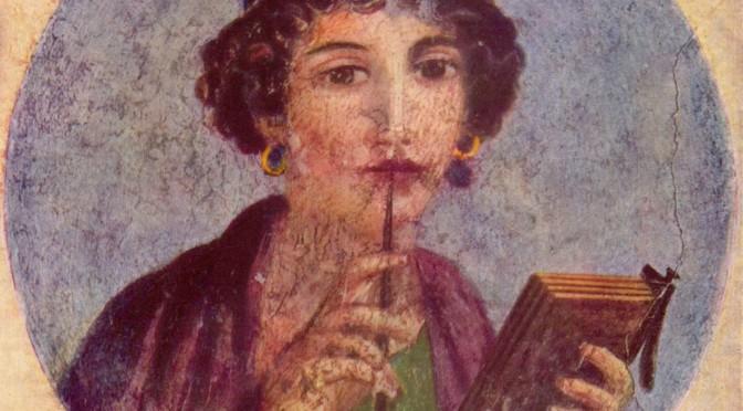 mujer mediterráneo antiguo